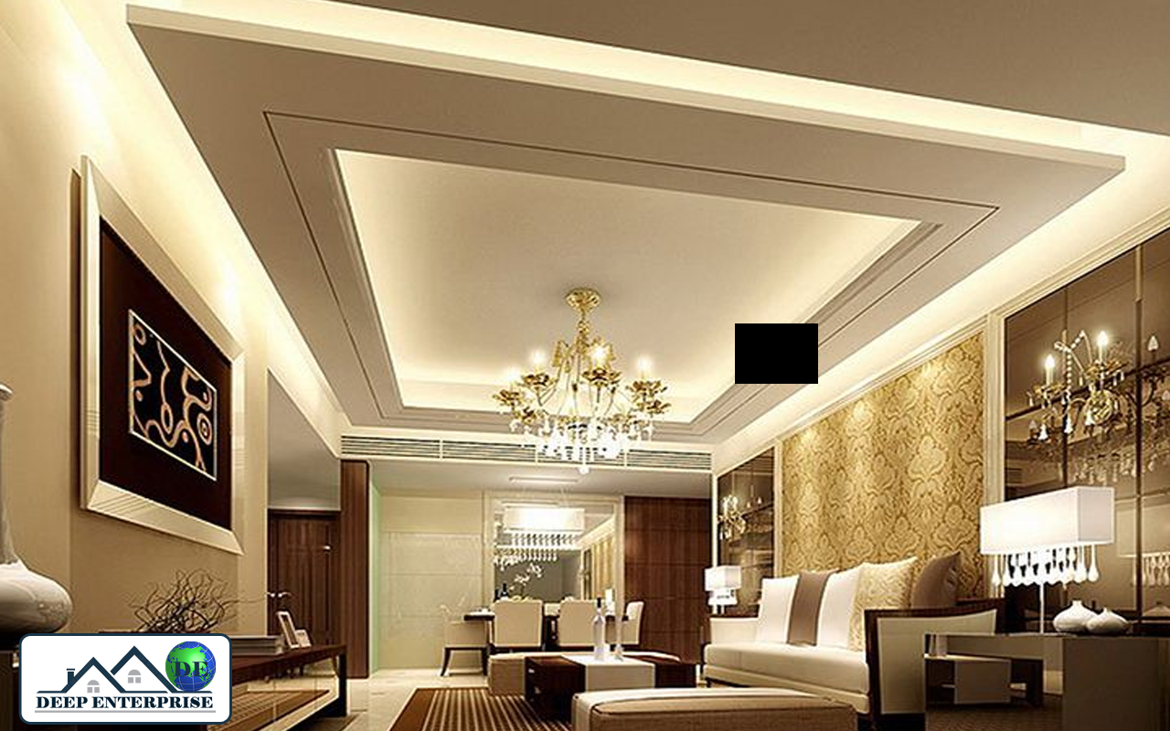 False Ceiling Design , Best False Ceiling Design , False Ceiling Contractor  In Kolkata , False ...