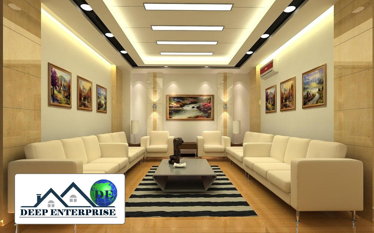 hotel false ceiling design, Hotel False Ceiling Design, Deep Enterprise, hotel false ceiling contractor in kolkata,