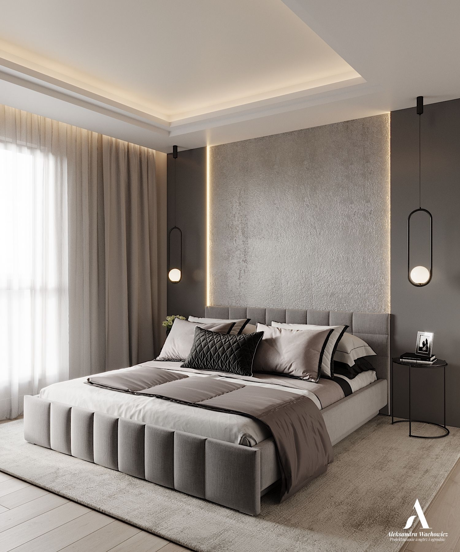 bedroom interior decoration , 3-D bedroom interior design, Master bedroom interior decoration