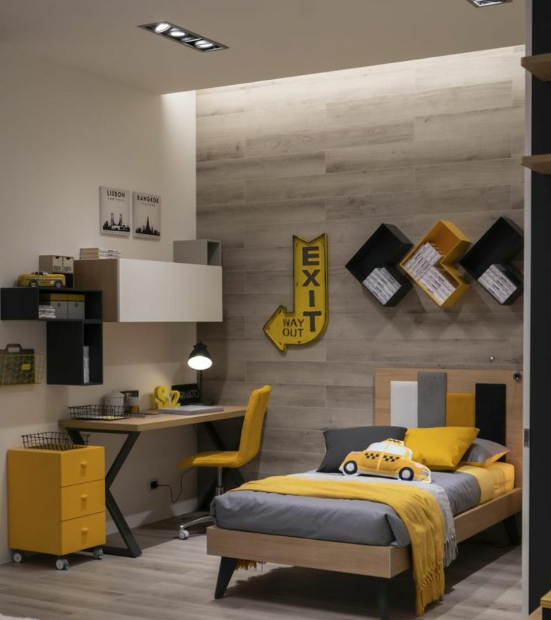 Bedroom design, Home office interior, for modern style home office, bedroom creative design,