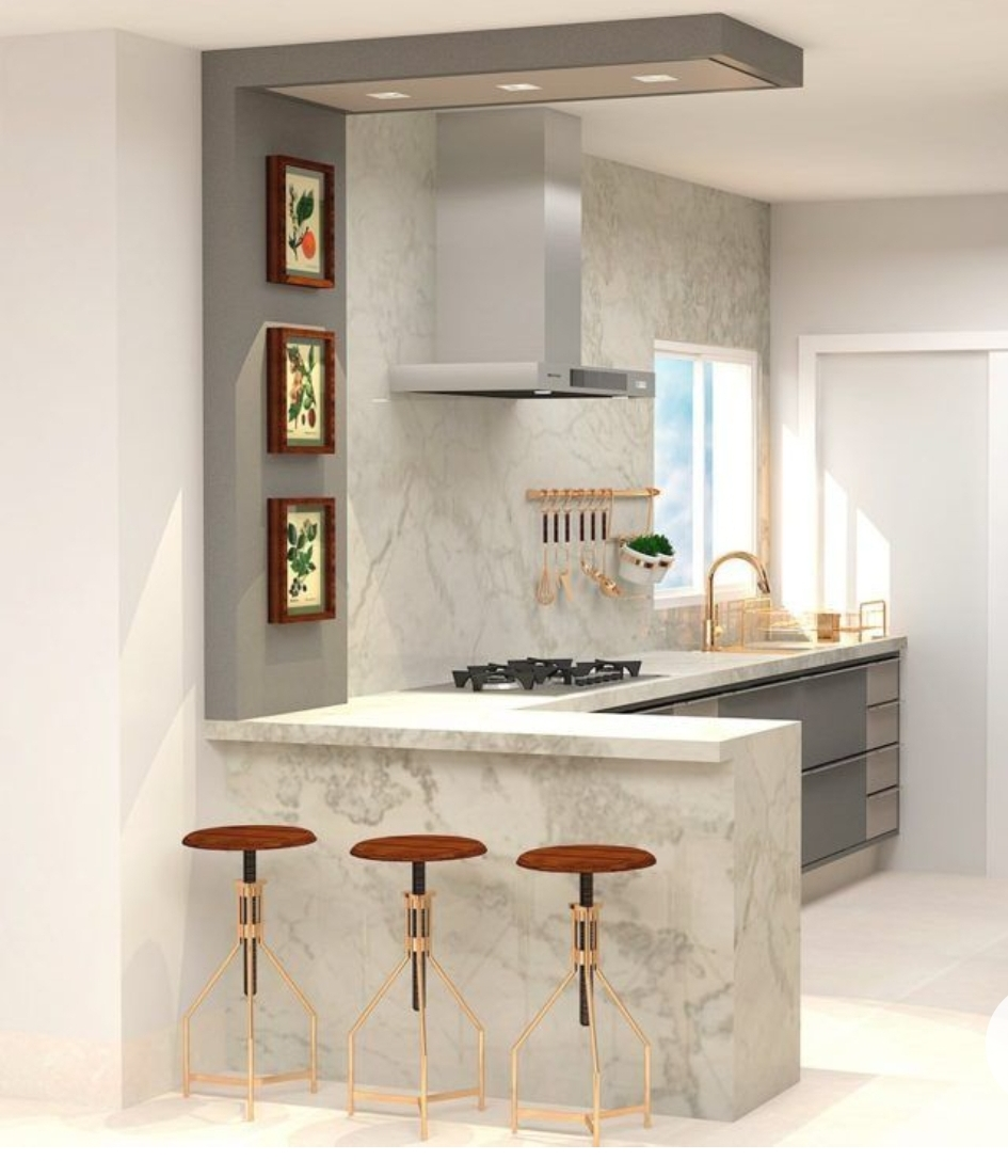 Kitchen design, modular kitchen, kitchen Interior