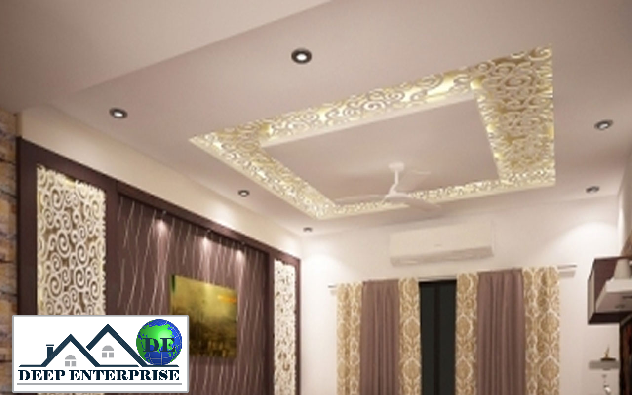 MDF grill board design false ceiling, Deep Enterprise, Mdf Grill Board Design False Ceiling,
