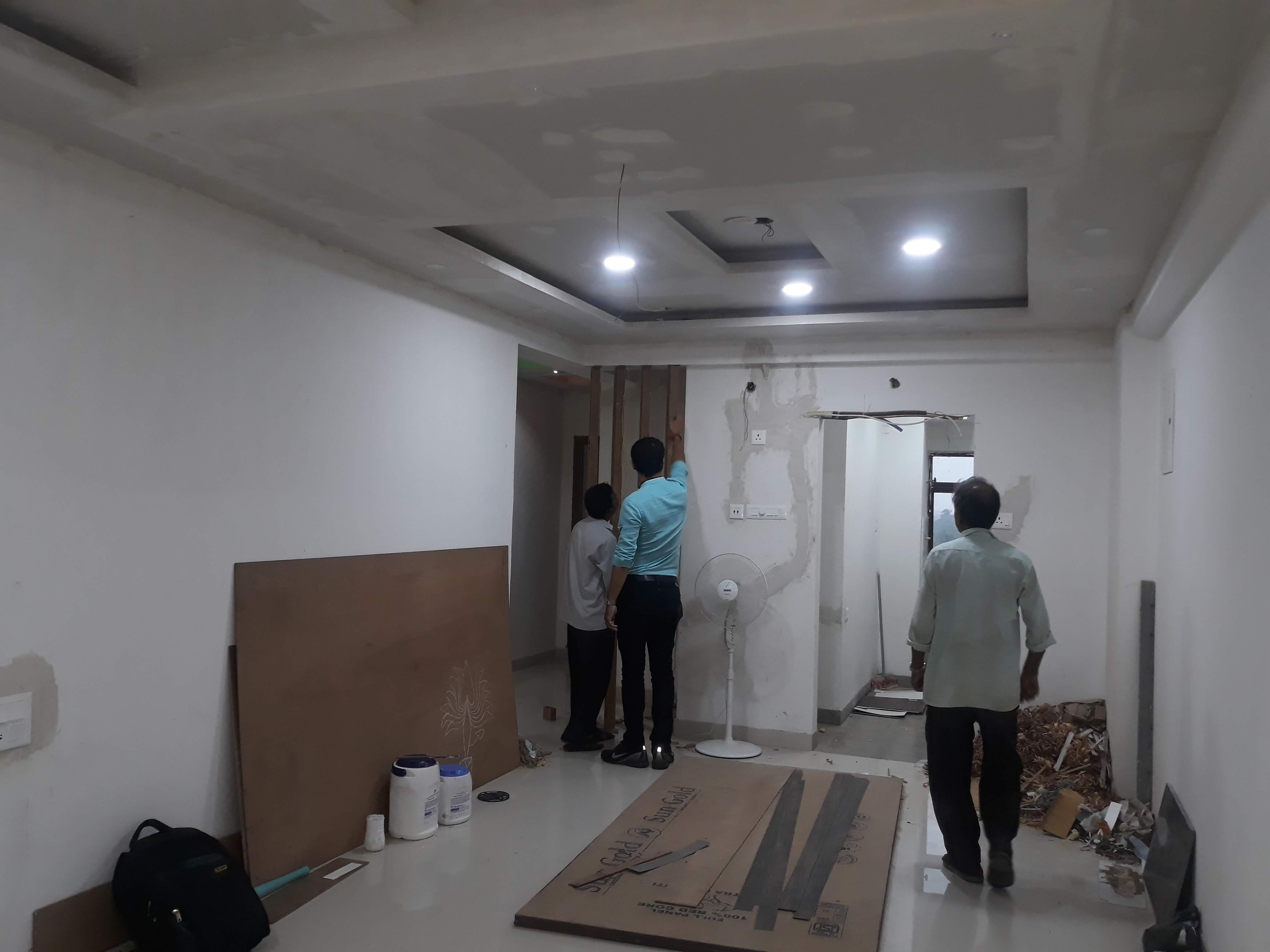 interior decoration for droing room , interior design servic, drowing room Falsceiling design,