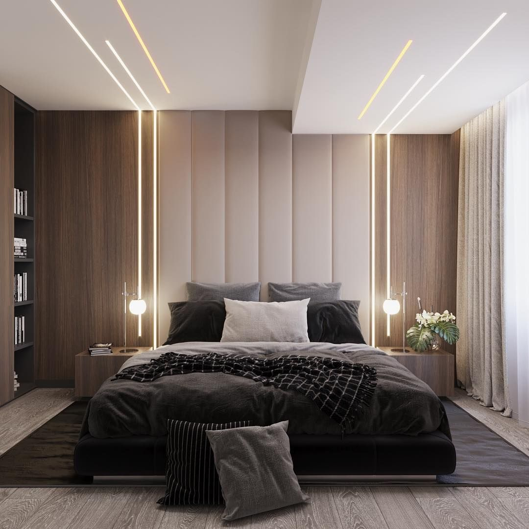 bedroom interior design , interior ideas, bedroom design, bedroom decoration , false ceiling , roof false ceiling