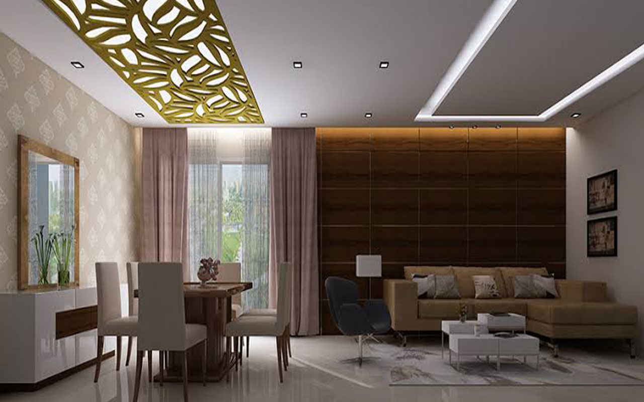 Calcium Silicate False Ceiling, Deep Enterprise,