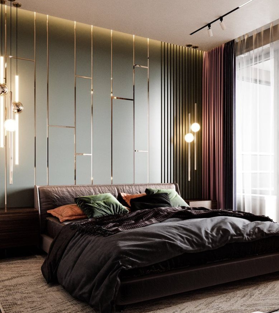 Interior design # interior designer # interior ides for bedroom # bedroom design # creative  bedroom interior #