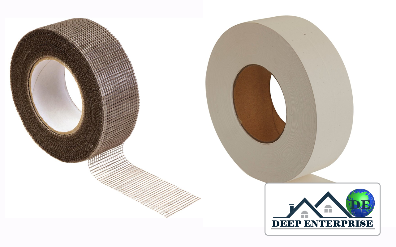 Gypsum Fiber Joint Tape