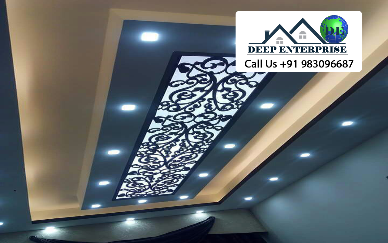 Mdf Acrylic False Ceiling